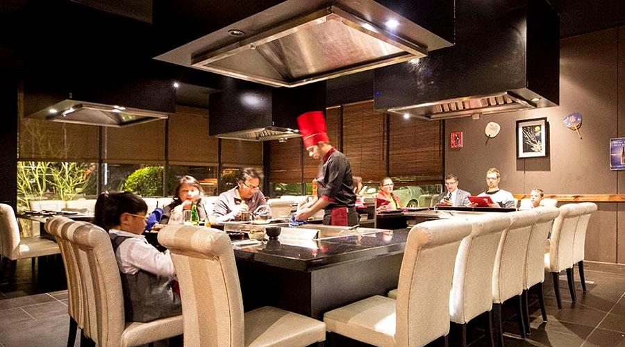 Burwood Teppanyaki House 187 Melbourne Japanese Restaurant Guide