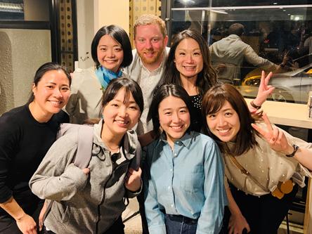 Japanese teachers