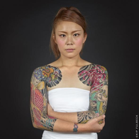Japanese Tattoo Tradition in a Modern World