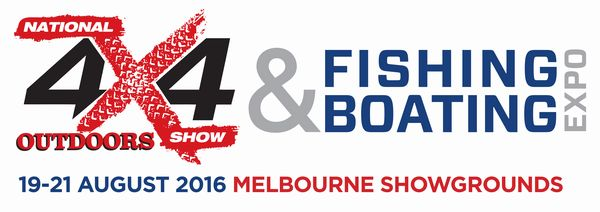 National 4x4 Outdoors Show, Fishing & Boating Expo logo